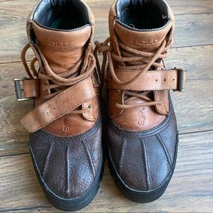 {preloved} Men's Polo Boots